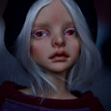 Редкий мальчик Dollzone Marlin в лимитном скине лайт тан