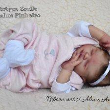 Моя версия прототипа Zoelle by Talita Pinheiro