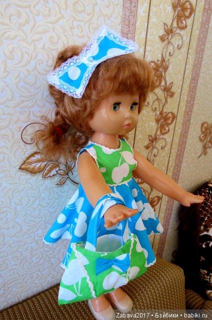 кукла,одежда