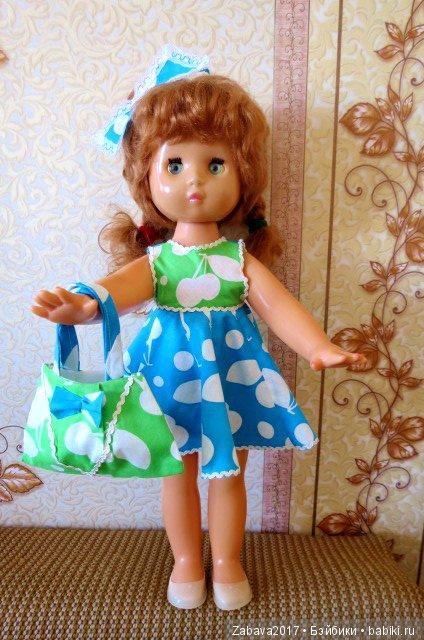 кукла одежда