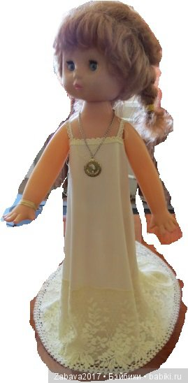 кукла, одежда
