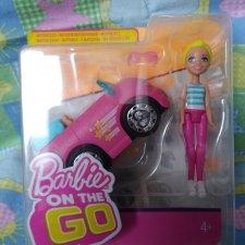 Игровой набор Barbie on the go