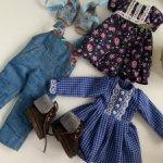 Лот одежды для Littlefee