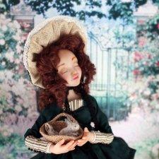 Флоренсия. Авторская кукла Лианы Каримовой