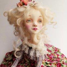 Луналика. Авторская кукла Лианы Каримовой
