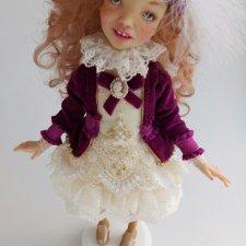 Жизель. Авторская кукла Лианы Каримовой