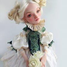 Авторская кукла Лианы Каримовой