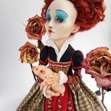 Красная королева Ирацибета фон Кримс из Алисы в стране чудес