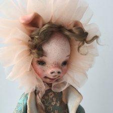 Новая анималистическая куколка Лианы Каримовой