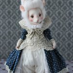 Новая цена! Набор для создания основы Куклы Крыски - символа 2020 годп
