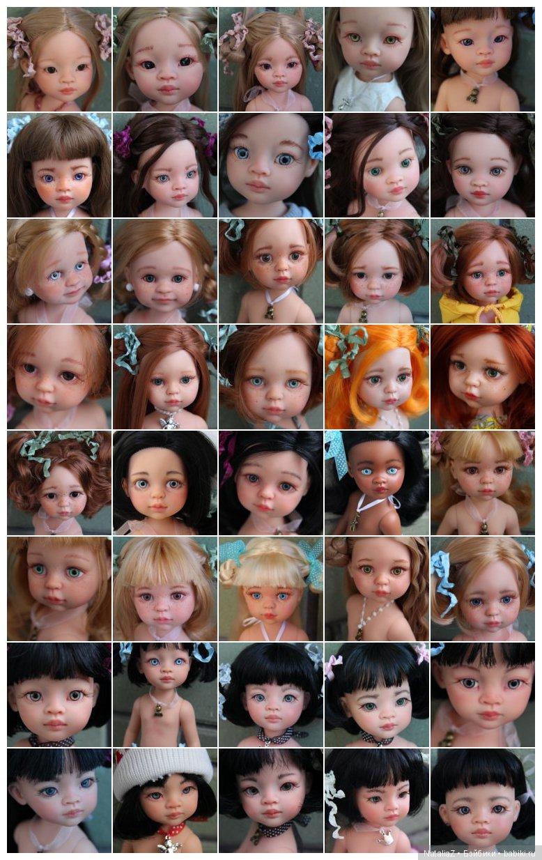 """вот тут ярче-яркого """"все личное"""" —40 страдающих лиц красивых прежде кукол"""