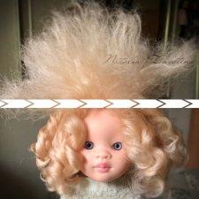 Прошивка волос, или как НЕ надо делать с натуральными волосами