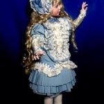 Платье для куклы Донна Руберт