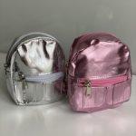 Модные рюкзачки для кукол, ростом 42-50см