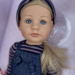 Кукла Лотта Gotz, Lotta Gotz, 6, 2020г. Распродана.