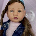 Кукла Грета Gotz, Готц, Grete Gotz, 9, Новинка 2020г.