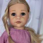 Ханна, Hannah be my mini me by Gotz, 3, Новинка 2021г.