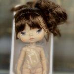 Шарнирная куколка Xiaomi Monst, 20 см., брюнетка, 1, Новинка