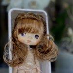 Шарнирная куколка Xiaomi Monst, 20 см., 1, Новинка
