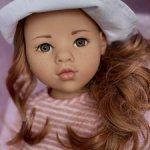 Куколка Лаура Gotz, Laura Gotz, 8, Новинка 2021г.