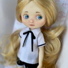Куколка Pipitom, Summer School, золотистый блонд