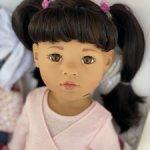 Кукла Ханна-балерина азиатка Gotz