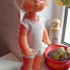 Неопознанная паричковая куколка СССР