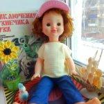Кукла, из СССР