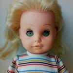 Кукла немецкая