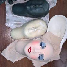 Будуарная (интерьерная) кукла своими руками. 2 часть