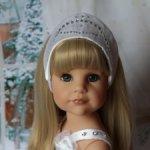 Кукла Gotz Tess FAO Schwarz 2007 года выпуска.
