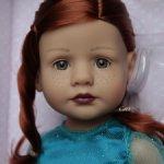 Куколка Лена Gotz №2 2020 года.