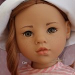 Куколка Gotz Лаура/Laura №4 новинка 2021 года выпуска.