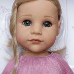 Куколка Ханна/Hannah be my mini me by Gotz №3 новинка 2021 года выпуска.