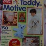 Журнал Burda Special Teddy-Motive с выкройкой.