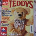 Журнал Burda Special Teddys с выкройкой.