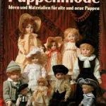 Книга по шитью одежды для кукол, английское издательство.