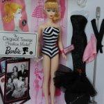 Винтажная куколка Барби/Barbie Original Teenage Fashion Model.