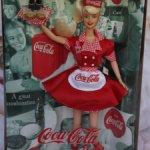 Куколка Барби/Barbie Coca-cola