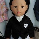 Куколка Gotz Айвери/Avery FAO Schwarz 2010 года выпуска.