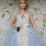 Куколка Барби/Barbie Oscar de la Renta.
