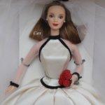Куколка Барби/Barbie Vera Wang 1998 года выпуска.