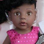 Куколка Gotz Нина/Nina FAO Schwarz 2010 года выпуска.