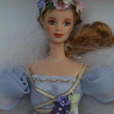 Кукла Barbie Harpist Angel/Барби Ангел арфист 1998 года.