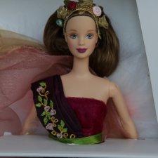 Кукла Barbie Angels of Music Heartstring/Барби ангел струны души 1998 года.