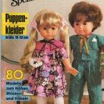 Журнал Burda Special мода для кукол с выкройками.