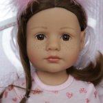 Куколка Gotz Элла/Ella №001 2021 года выпуска.