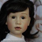 Куколка Gotz Эмили/Emily Harrods 2005 года выпуска.