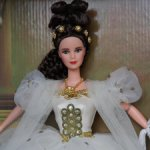 Куколка Барби/Barbie Empress Kaiserin Sissy 1996 года.