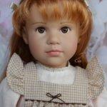 Куколка Gotz Анна-Мария (Anna-Maria) 2002 года выпуска.